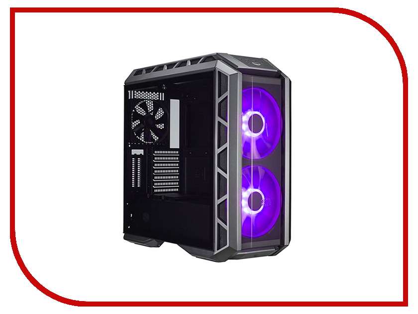 Корпус Cooler Master MasterCase H500P (MCM-H500P-MGNN-S00) w/o PSU Black