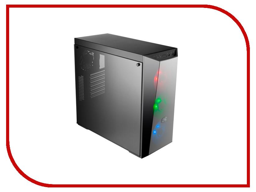 Корпус Cooler Master MasterBox 5 Lite RGB (MCW-L5S3-KGNN-02) w/o PSU Black