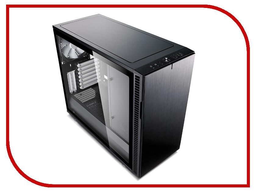 Корпус Fractal Design Define R6 TG Black фрактальный диффузор cold ray fractal 7 red комплект 3 шт
