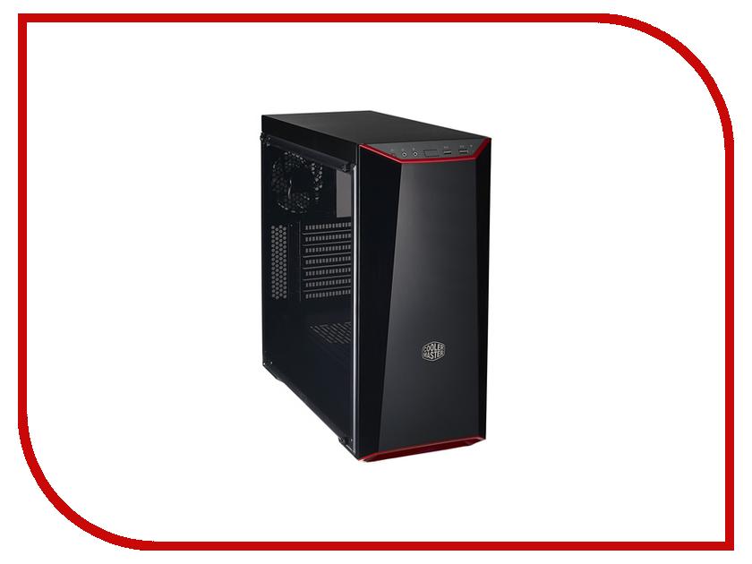 Корпус Cooler Master MasterBox Lite 5 (MCW-L5S3-KANN-01) w/o PSU Black стол o grill o dock lite
