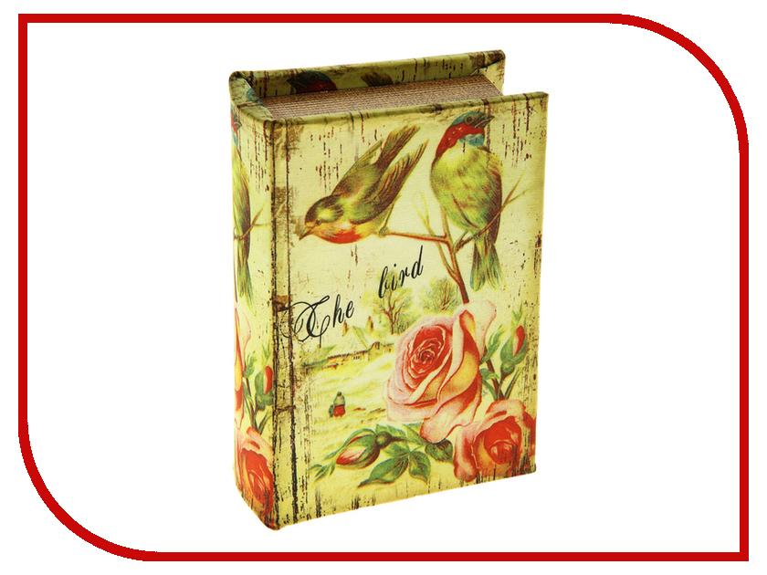 Сейф книга СИМА-ЛЕНД Соловушки на розовом кусте 109299 сейф книга сима ленд соловушка 1522132