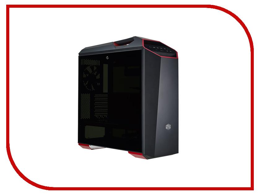 Корпус Cooler Master MasterCase Maker 5t w/o PSU Black MCZ-C5M2T-RW5N корпус cooler master mastercase maker 5 msi dragon edition mcz 005m kwn00 mi w o psu black