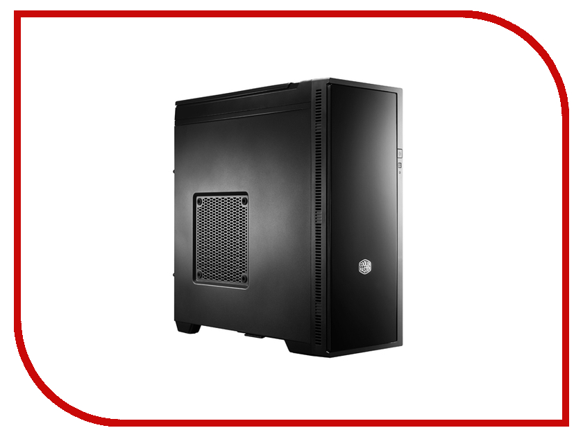 Корпус Cooler Master Silencio 652S (SIL-652-KKN2) w/o PSU Black корпус zalman x7 black w o psu
