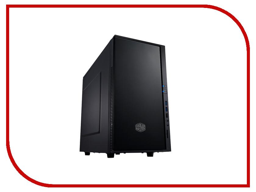 Корпус Cooler Master Silencio 352 (SIL-352M-KKN1) w/o PSU Black