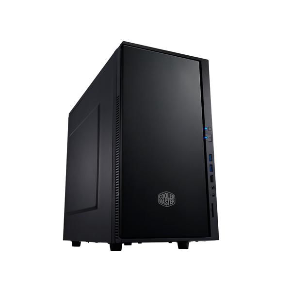 Корпус Cooler Master Silencio 352 (SIL-352M-KKN1) w/o PSU Black цена