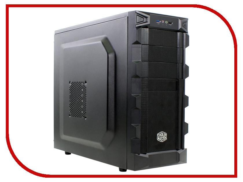 Корпус Cooler Master K280 w/o PSU Black RC-K280-KKN1 корпус cooler master mastercase maker 5 msi dragon edition mcz 005m kwn00 mi w o psu black