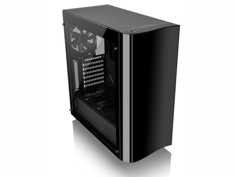 Корпус Thermaltake View 22 Tempered Glass Black CA-1J3-00M1WN-00