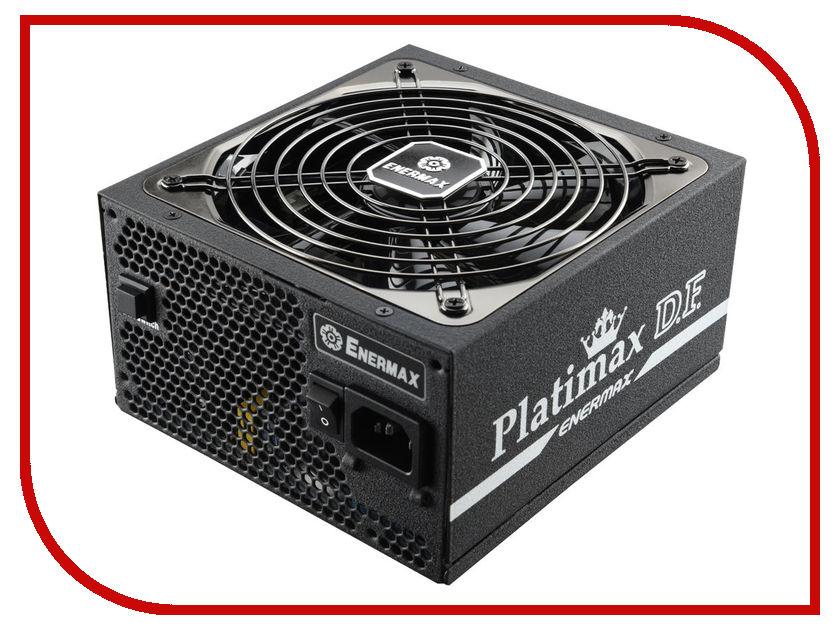 Фото - Блок питания Enermax Platimax D.F. EPF1200EWT 1200W блок питания 750w enermax platimax epm750awt ret