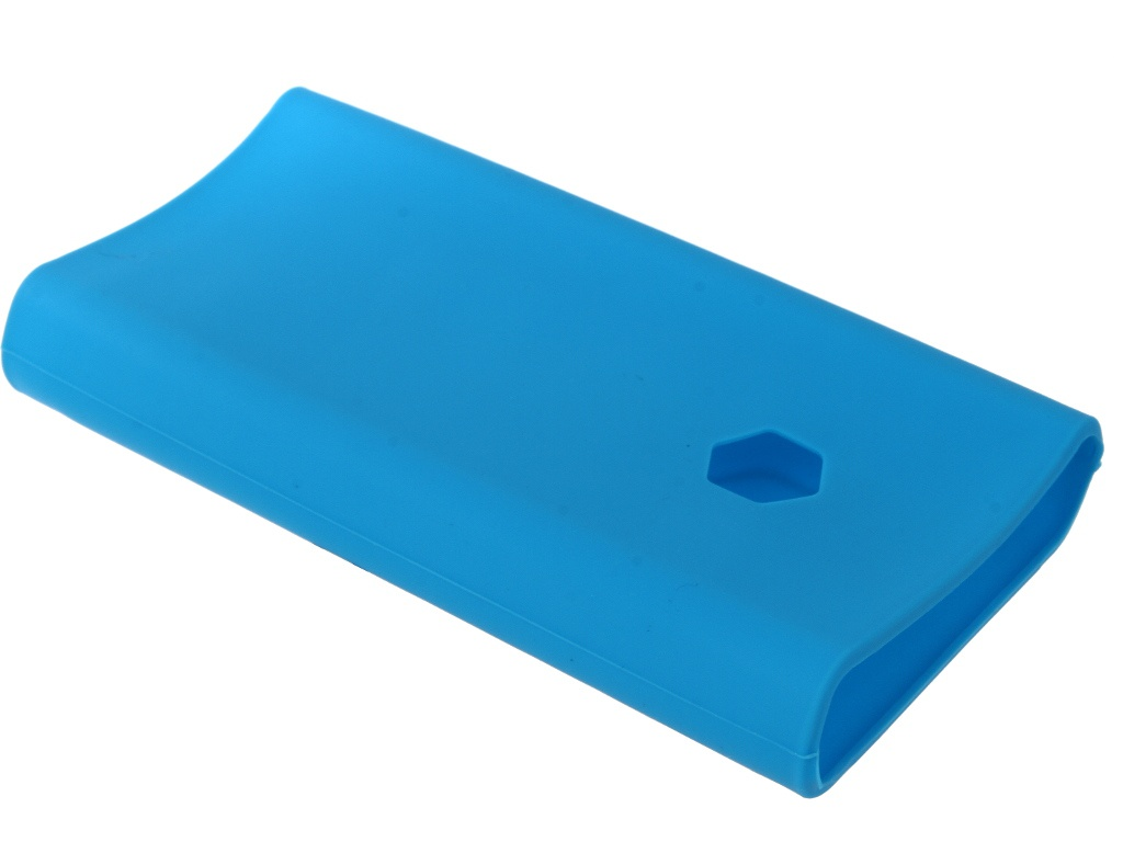 Чехол Xiaomi Silicone Case for Power Bank 2C 20000mAh Blue аксессуар чехол xiaomi silicone case for power bank 3 20000mah blue