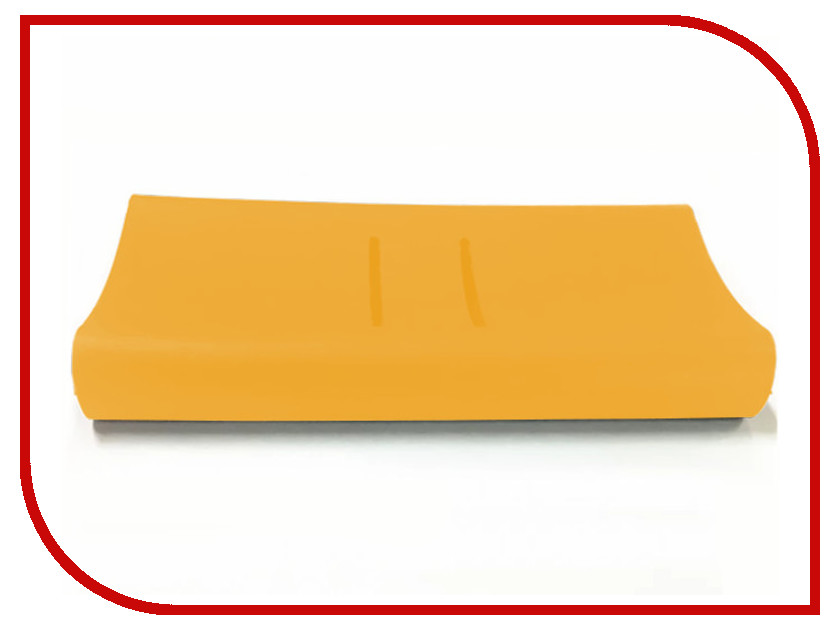 Аксессуар Чехол Xiaomi Silicone Case for Power Bank 2C 20000mAh Orange стоимость