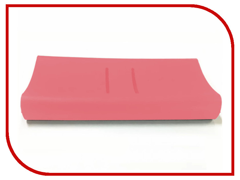Аксессуар Чехол Xiaomi Silicone Case for Power Bank 2C 20000mAh Pink 3eb10047 2c