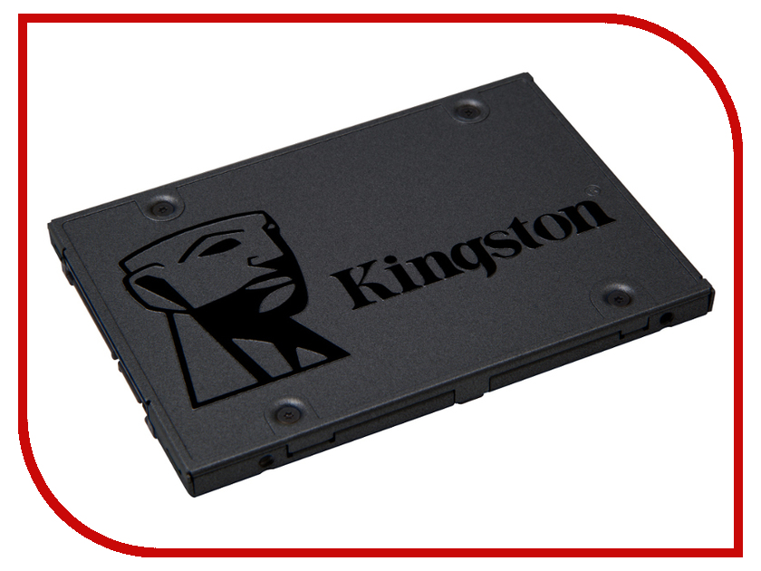 Жесткий диск 960Gb - Kingston A400 SA400S37/960G djeco головоломка   пазл джунга   djeco