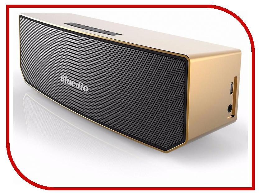 Колонка Bluedio BS-3 Golden bluedio te red