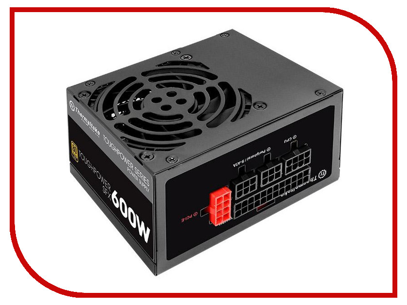 Блок питания Thermaltake Toughpower SFX 600W cort sfx 1 bk