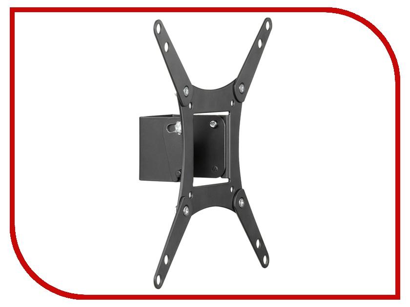 Кронштейн Vivanco BTI 6020 (до 25кг) 37973 кронштейн mart 101s черный для 10 26 настенный от стены 18мм vesa 100x100 до 25кг
