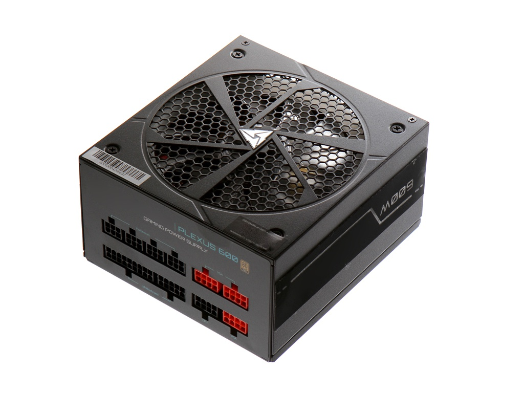 Блок питания ThunderX3 Plexus 600 600W