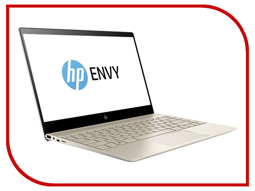 Ноутбук HP Envy 13-ad037ur 3CF37EA (Intel Core i5-7200U 2.5 GHz/8192Mb/256Gb SSD/No ODD/Intel HD Graphics/Wi-Fi/Cam/13.3/1920x1080/Windows 10 64-bit) ноутбук dell xps 13 9365 4429 intel core i5 7y54 1 2 ghz 8192mb 256gb ssd no odd intel hd graphics wi fi bluetooth cam 13 3 3200x1800 touchscreen windows 10 64 bit