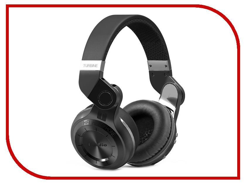 Bluedio T2 Black orignal bluedio t2 foldable over the ear bluetooth headphones bt 4 1 fm radio