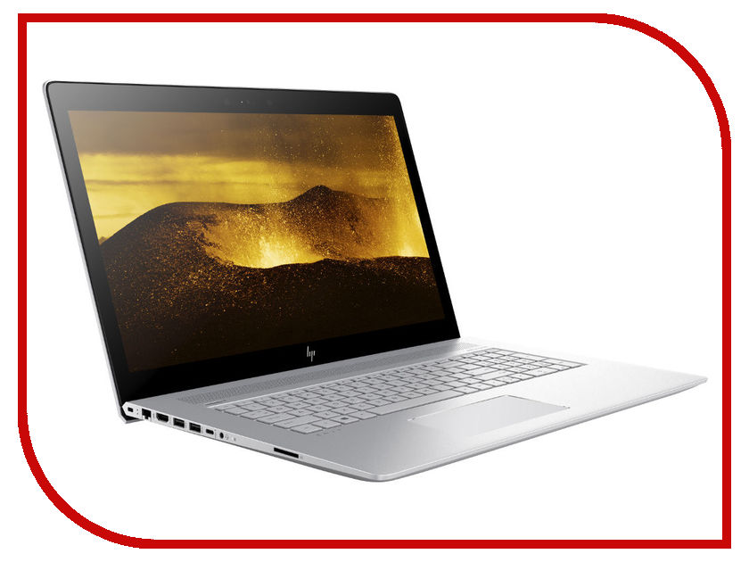 Ноутбук HP Envy 17-ae104ur 2VZ32EA (Intel Core i7-8550U 1.8 GHz/8192Mb/1000Gb + 128Gb SSD/DVD-RW/nVidia GeForce MX150 4096Mb/Wi-Fi/Cam/17.3/1920x1080/Windows 10 64-bit) nokotion laptop motherboard 736482 501 736482 001 for hp for envy 17 6050a2563801 mb a02 ddr3 mainboard full works