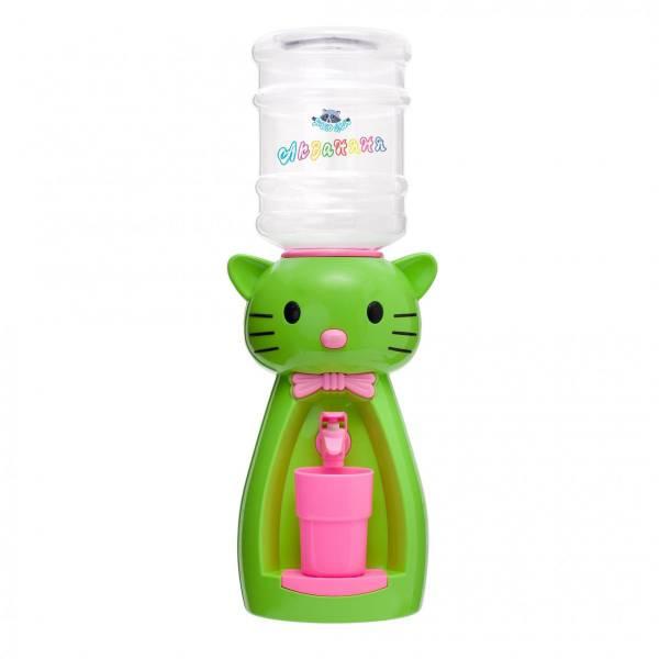 Кулер АкваНяня Кейти Light Green-Pink SK40655