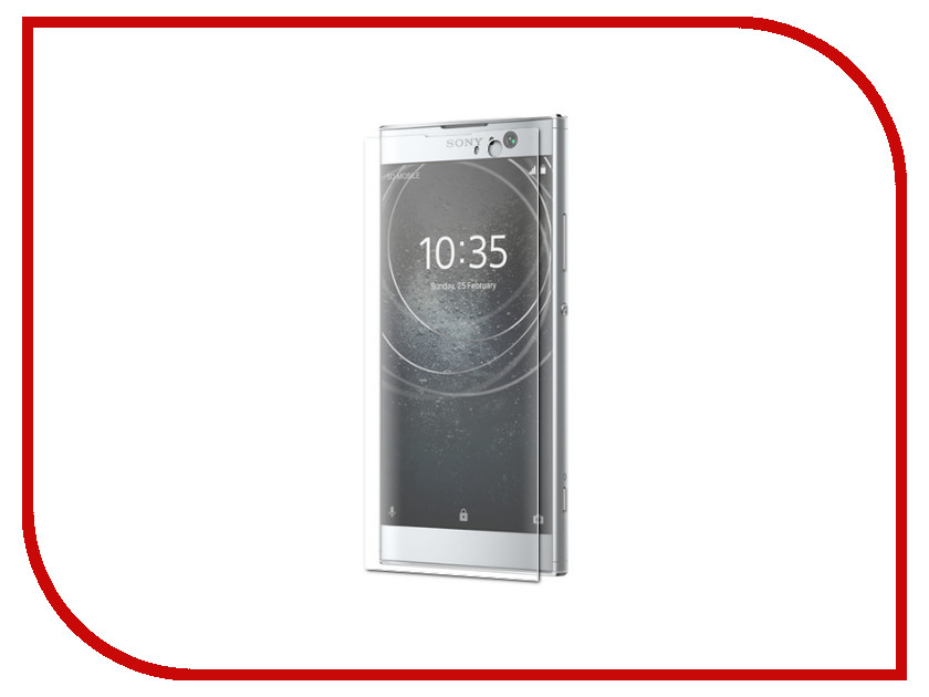 Аксессуар Защитное стекло Sony Xperia XA2 Onext 41607 аксессуар
