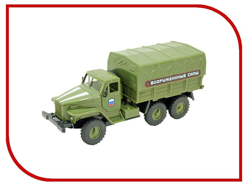 Игрушка Drift ВС Грузовик тентованный кузов 48235 drift машина фрикционная