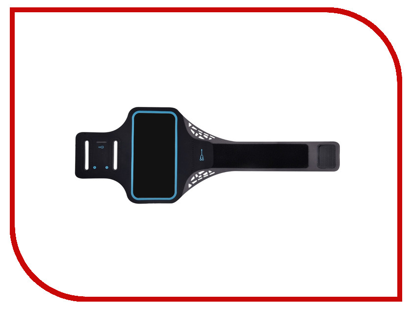 Чехол Нарукавник Devia EasyGo Armband 5.5 Black stylish protective pvc neoprene armband for lg nexus 5 black pink