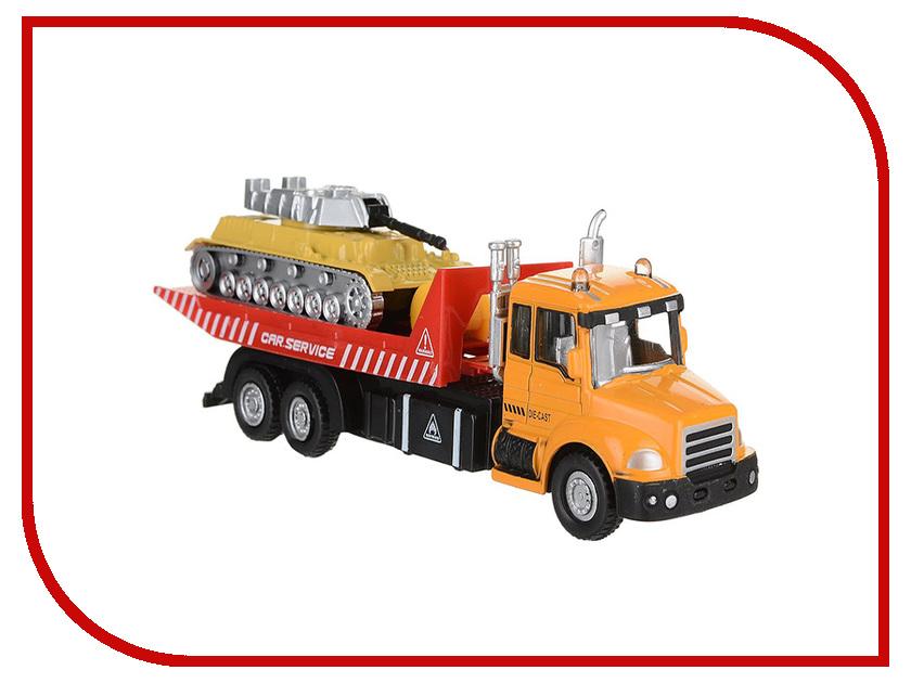 Игрушка Drift Спецтехника Vehicle Transporter 61952 drift машина фрикционная
