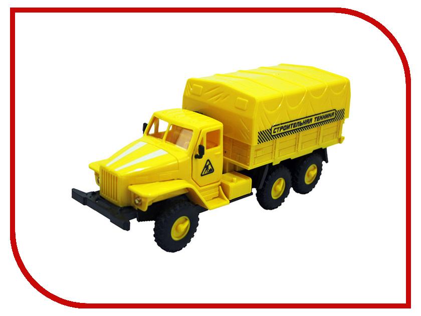 Игрушка Drift Спецтехника Грузовик тентованный кузов 48230 drift машина фрикционная