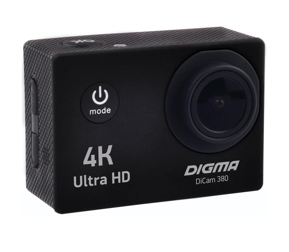 лучшая цена Экшн-камера Digma DiCam 380