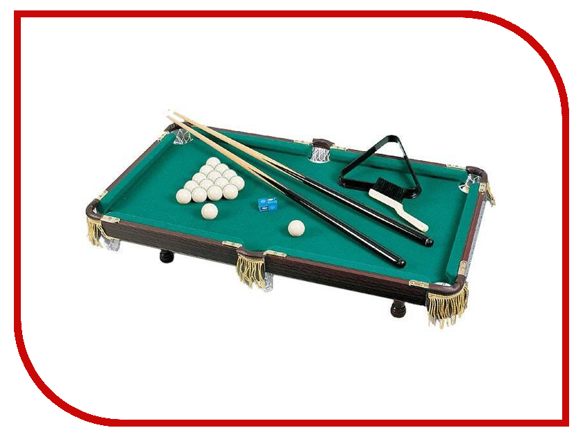 Игровой стол Weekend Мини-бильярд 40.072.00.0