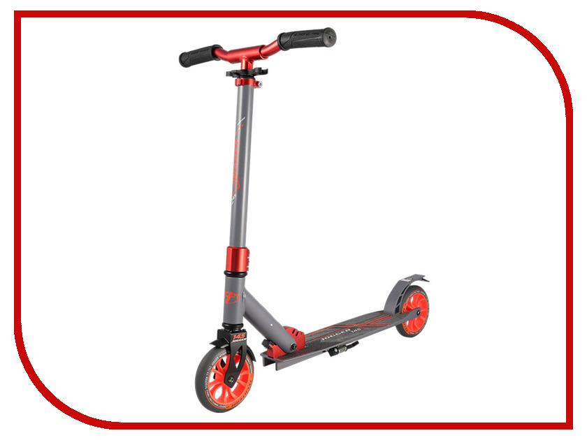 Самокат Tech Team 145 Jogger Red-Grey