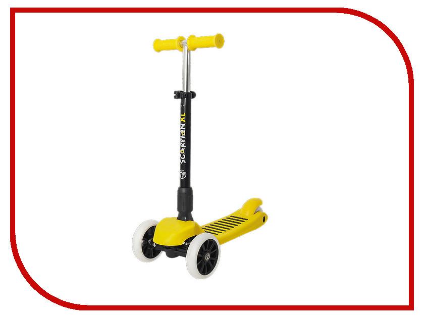 Самокат Tech Team Scorpion XL Yellow