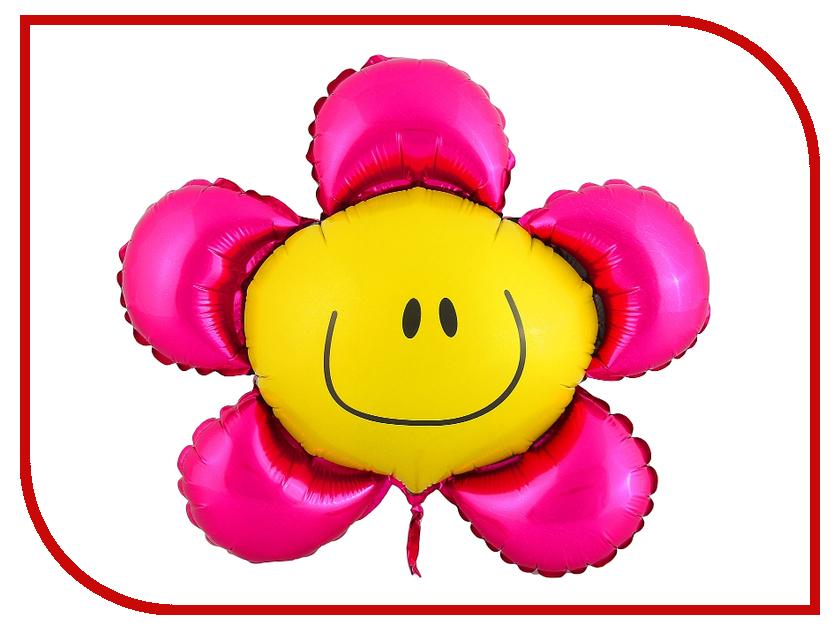 Шар фольгированный Flexmetal Цветок 12-inch Pink 1230060 12 1 inch tx31d27vc1cab lcd screen