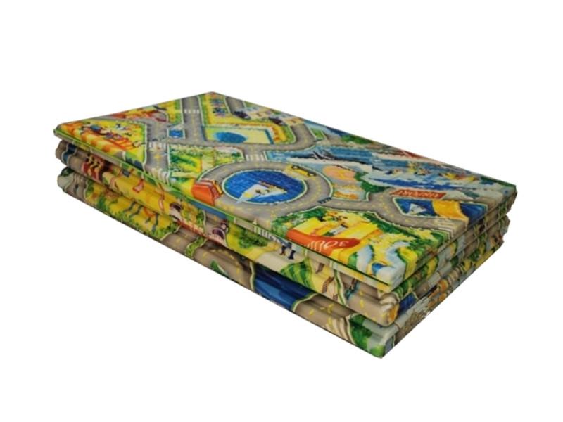 Развивающий коврик Yurim Город 150x63x0.5cm 605101