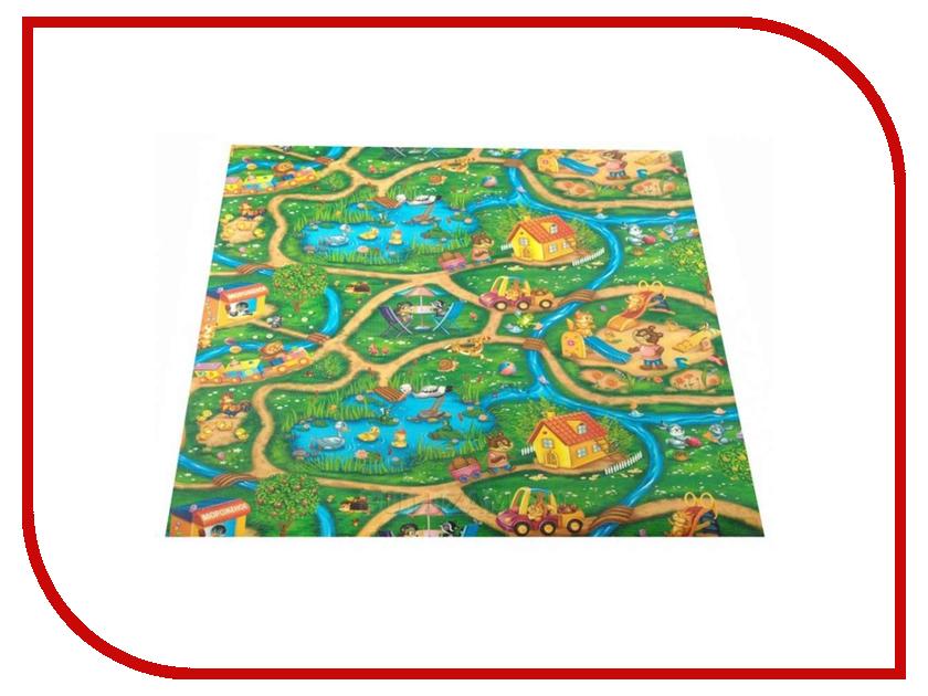 Развивающий коврик Yurim Дороги 200x150x1cm 610013 коврик yurim 180x60x1 2cm 7122д