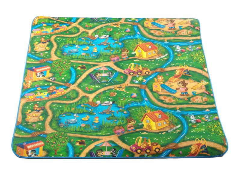 Развивающий коврик Yurim Дороги 605013