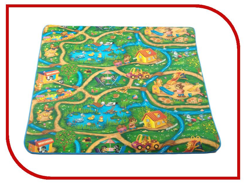 Развивающий коврик Yurim Дороги 150x100x0.5cm 605012 коврик yurim 180x60x1 2cm 7122д