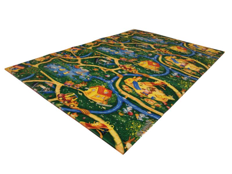 Развивающий коврик Yurim Дороги 150x63x1cm 610011