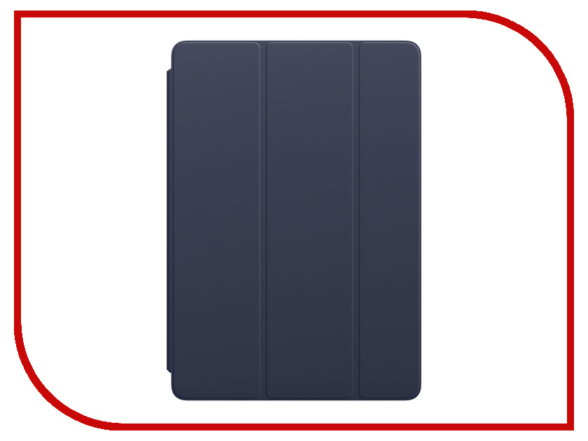 Аксессуар Чехол APPLE iPad Pro 10.5 Smart Cover Midnight Blue MQ092ZM/A