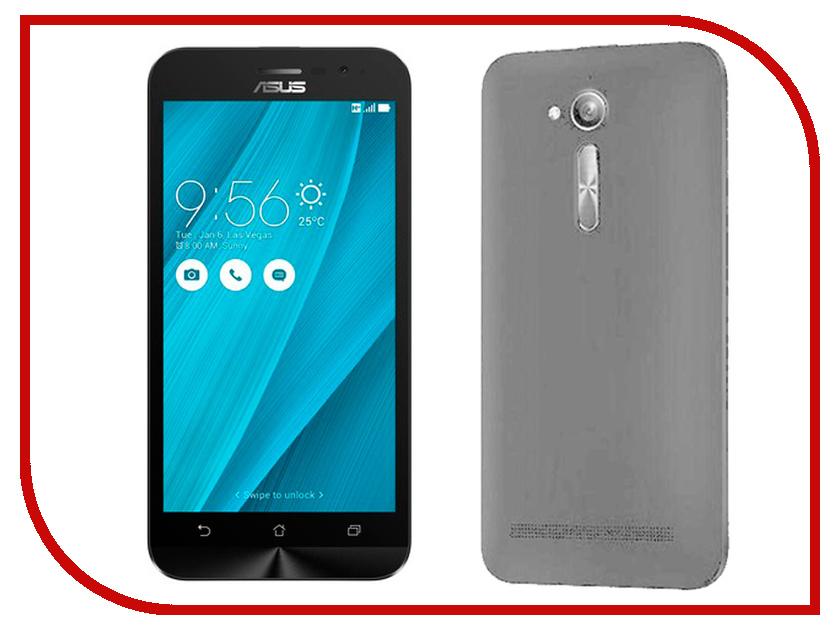 Сотовый телефон ASUS ZenFone Go ZB500KG 8Gb Silver мобильный телефон asus zenfone go zc500tg 8gb 5 dual sim black