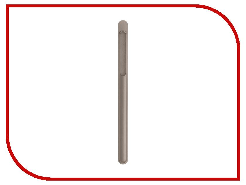 Аксессуар Чехол для стилуса APPLE Pencil Taupe MPQL2ZM/A