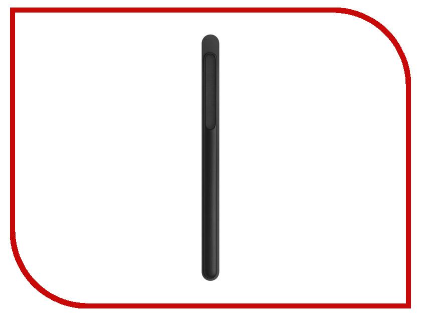 цена на Аксессуар Чехол для стилуса APPLE Pencil Black MQ0X2ZM/A
