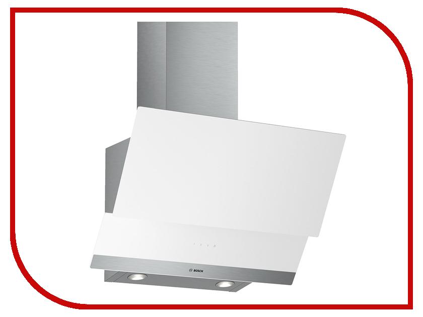 Кухонная вытяжка Bosch Serie 4 DWK065G20R вытяжка со стеклом bosch dwk 065 g 20 r