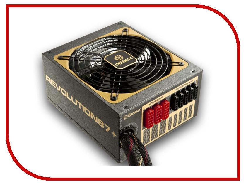 Фото - Блок питания Enermax Revolution 87+ 1000W ERV1000EWT-G блок питания 750w enermax platimax epm750awt ret