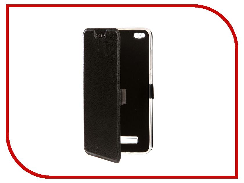 Аксессуар Чехол Xiaomi Redmi 4A Zibelino Sottile Silicon Black ZSS-XIA-4A-BLK аксессуар чехол huawei nova zibelino classico black zcl hua nov blk