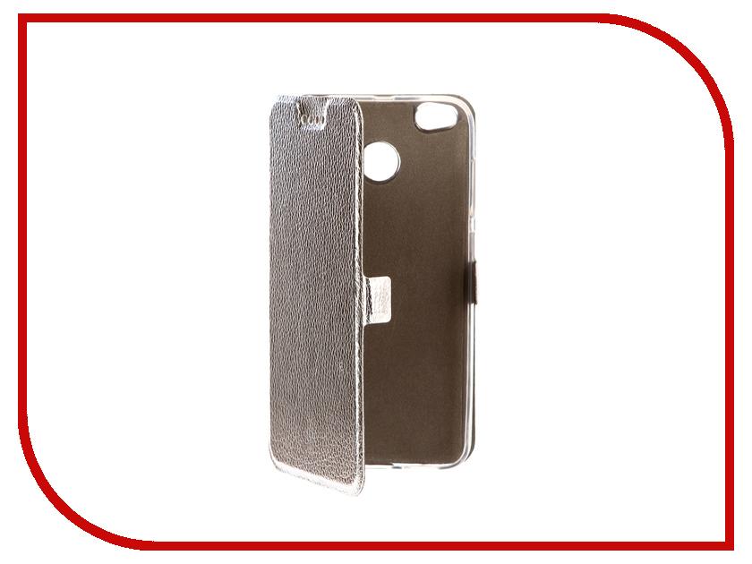 Аксессуар Чехол Xiaomi Redmi 4X Zibelino Sottile Silicon Silver ZSS-XIA-4X-SIL аксессуар чехол xiaomi redmi 4x zibelino classico black zcl xia rdm 4x blk