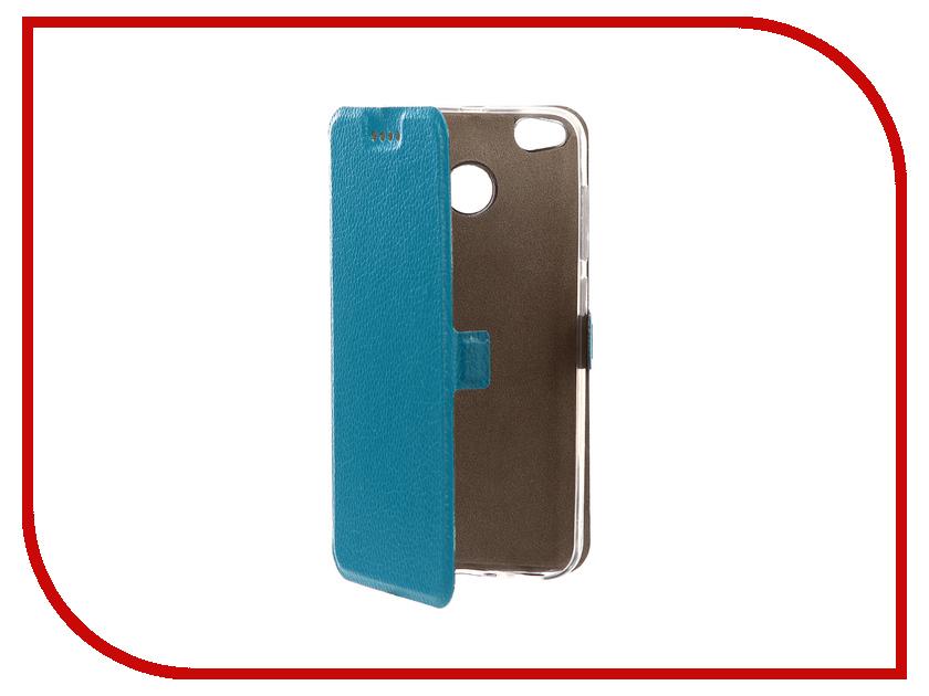Аксессуар Чехол Xiaomi Redmi 4X Zibelino Sottile Silicon Turquoise ZSS-XIA-4X-TQS аксессуар чехол xiaomi redmi 4x zibelino classico black zcl xia rdm 4x blk