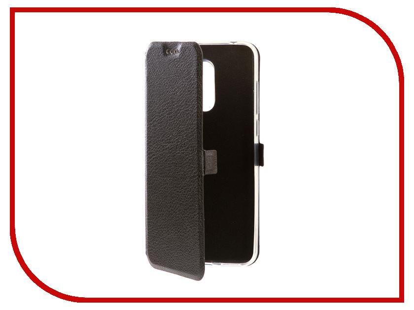 Аксессуар Чехол Xiaomi Redmi 5 Plus Zibelino Sottile Silicon Black ZSS-XIA-5PL-BLK аксессуар чехол huawei nova zibelino classico black zcl hua nov blk