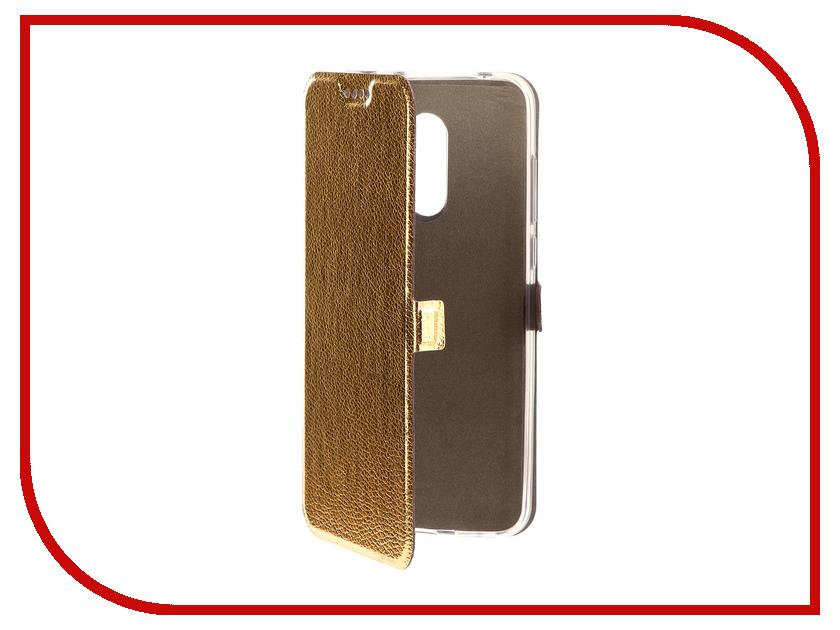 Аксессуар Чехол Xiaomi Redmi 5 Plus Zibelino Sottile Silicon Gold ZSS-XIA-5PL-GLD все цены